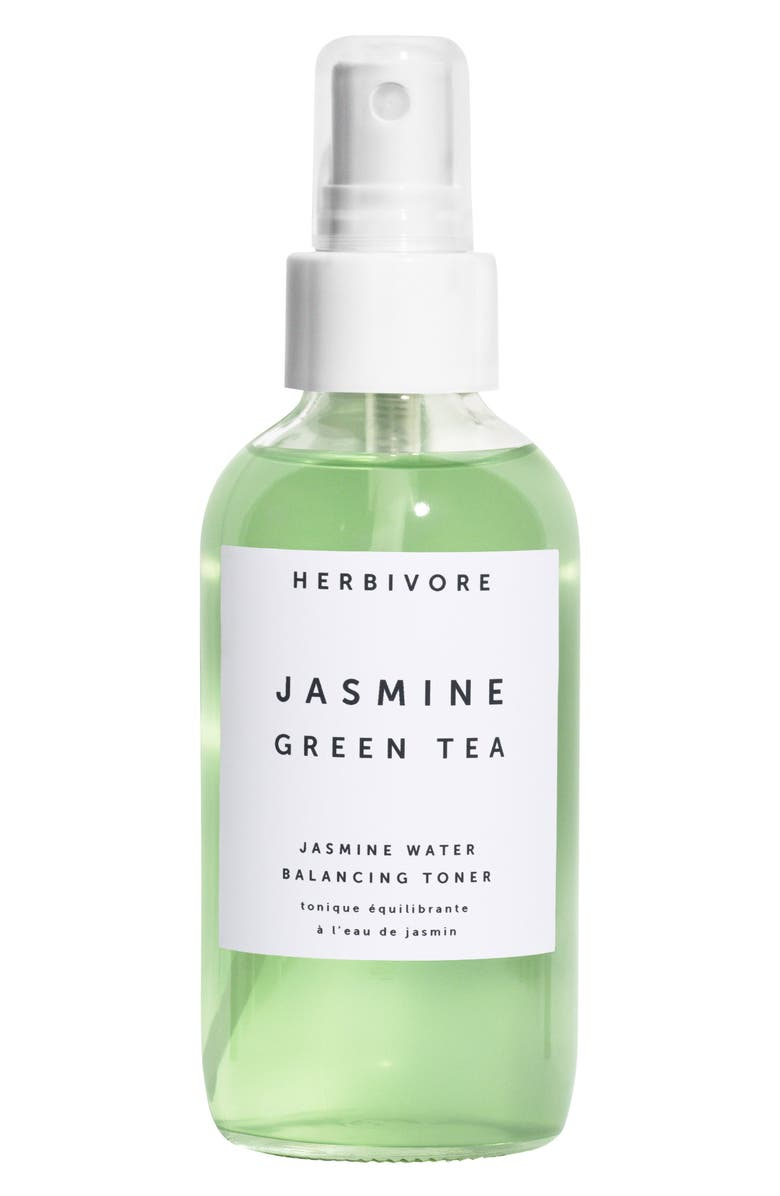 HERBIVORE BOTANICALS Jasmine Green Tea Balancing Toner, Main, color, NO COLOR