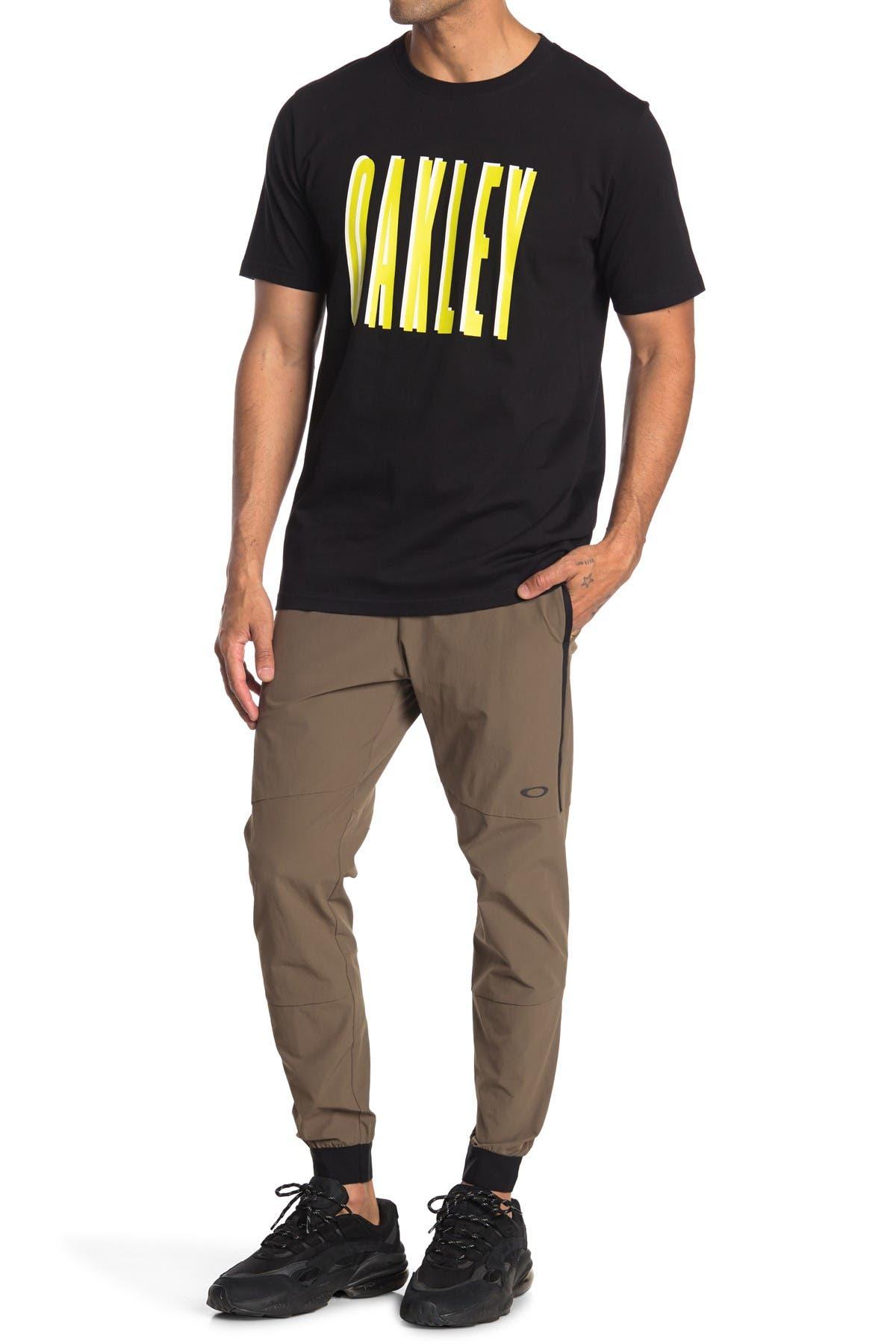 Image of Oakley Stretch Nylon Jogger Pants