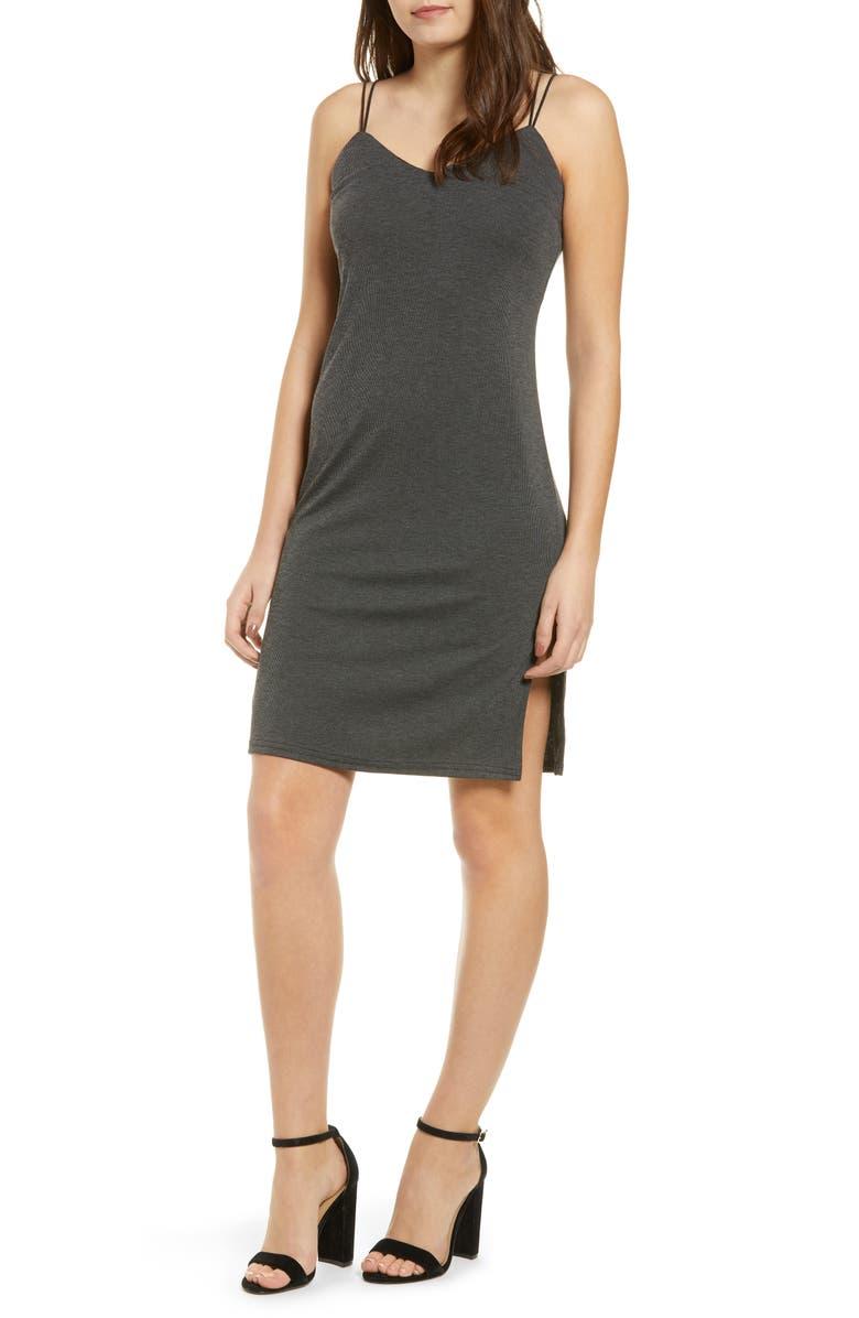 LIRA CLOTHING Cold Heart Dress, Main, color, 001