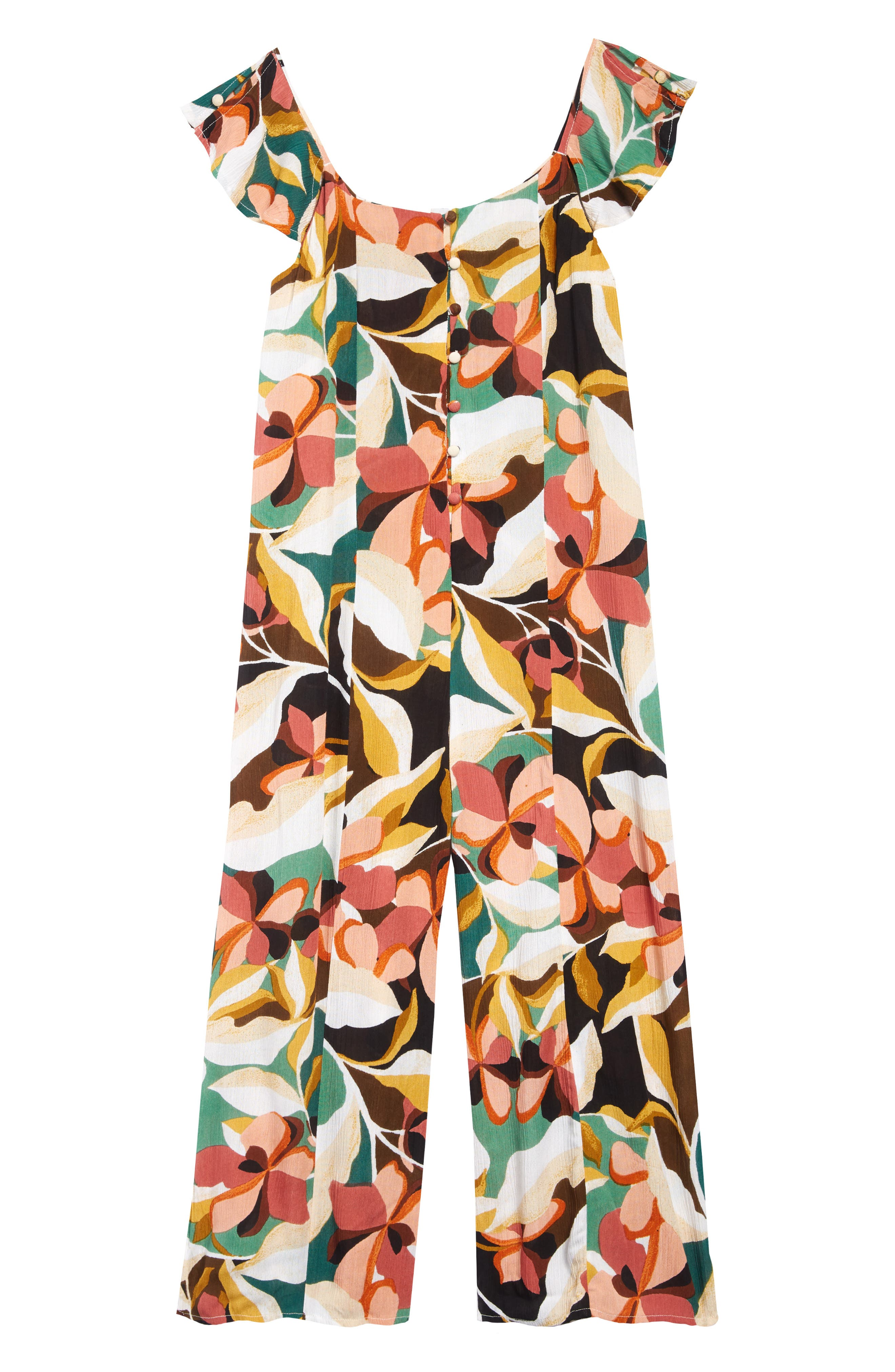 Image of O'Neill Rhea Woven Jumpsuit