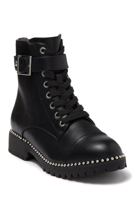 Image of Seven Dials Simpson Ball Stud Cap Toe Boot