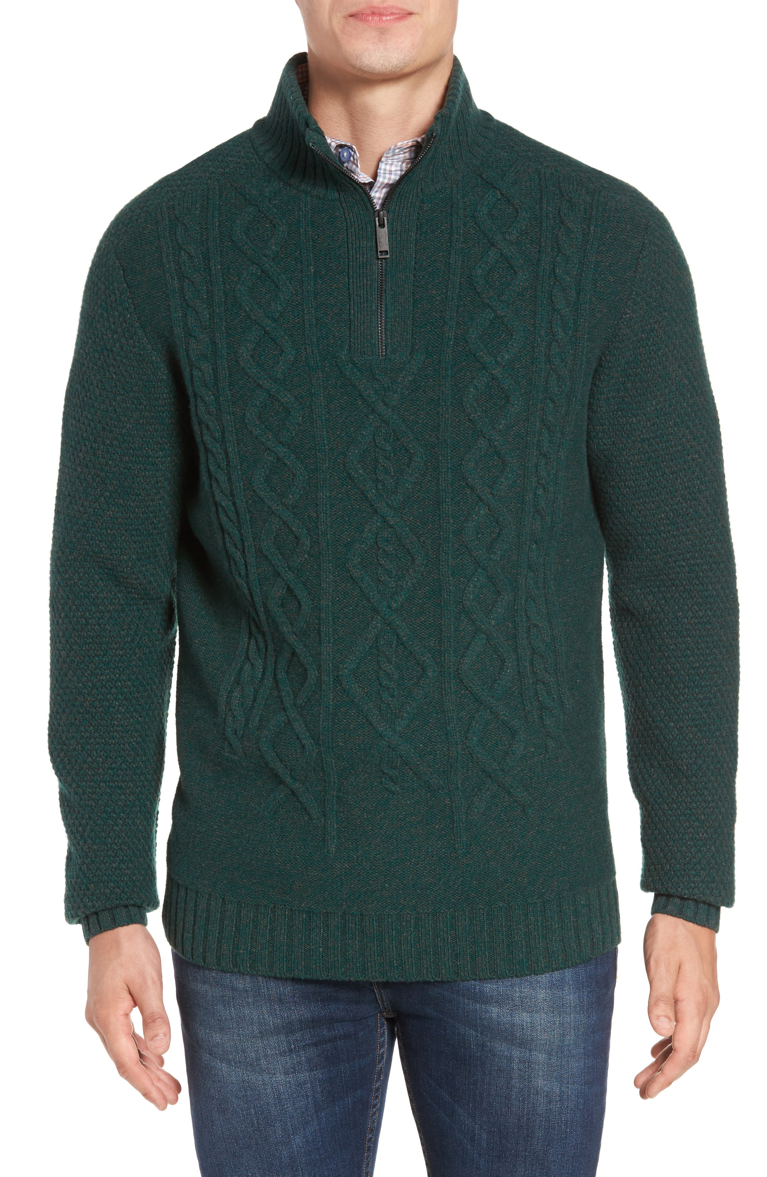 Image of RODD AND GUNN Cape Scoresby Wool Sweater