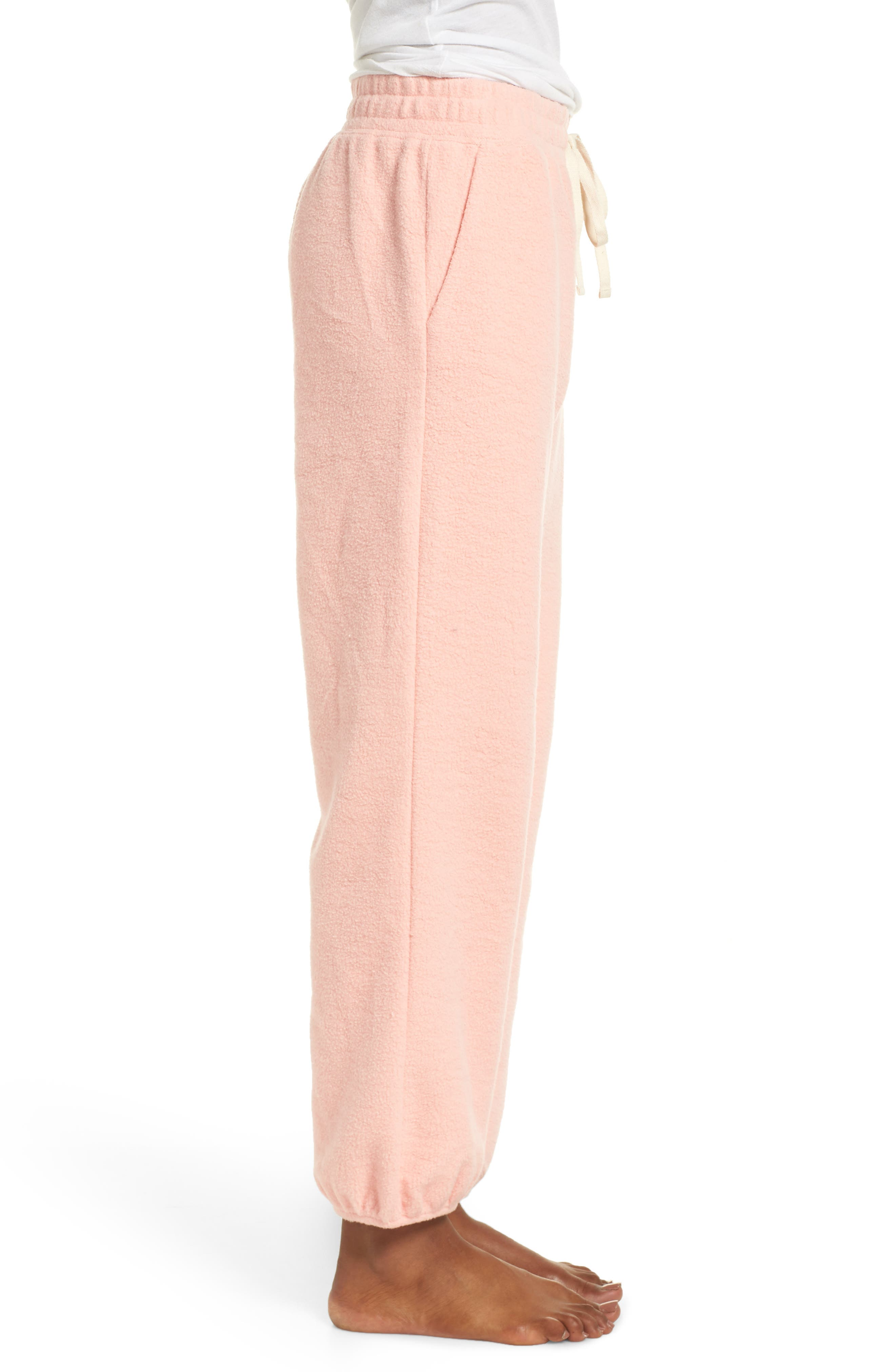 ,                             Fleece Pajama Sweatpants,                             Alternate thumbnail 20, color,                             650