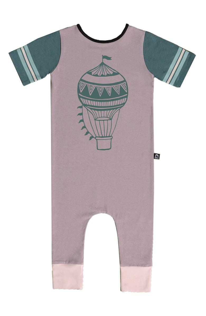 RAGS Hot Air Balloon Romper, Main, color, 500