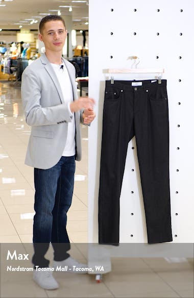Cooper Five Pocket Stretch Wool Pants, sales video thumbnail