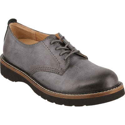 Taos Work It Derby, Grey