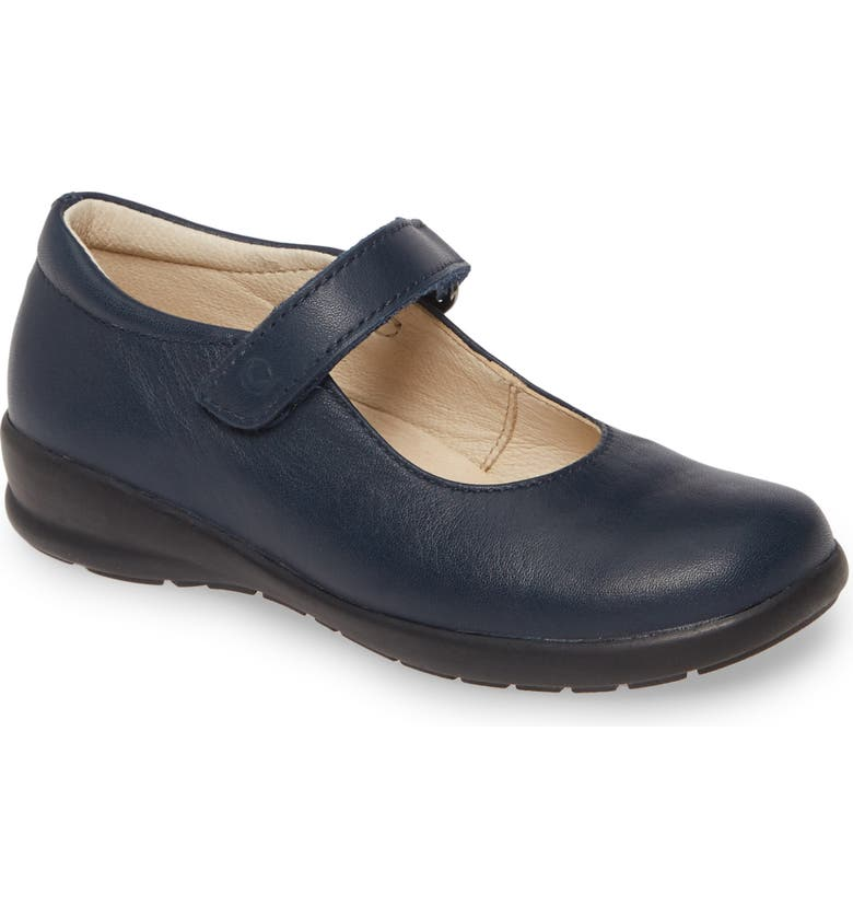NATURINO Catania Mary Jane, Main, color, BLUE LEATHER