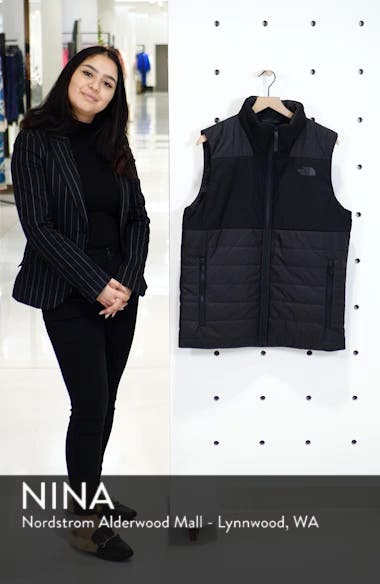 Insulated Quilted Vest, sales video thumbnail
