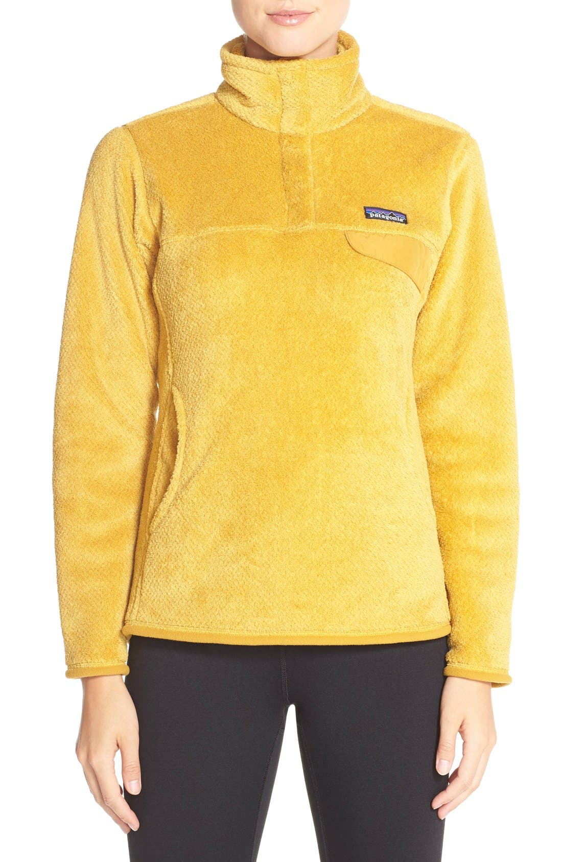 ,                             Re-Tool Snap-T<sup>®</sup> Fleece Pullover,                             Main thumbnail 196, color,                             701