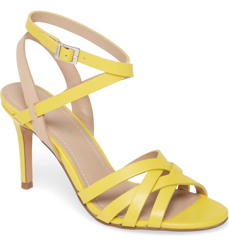 CHARLES BY CHARLES DAVID Hippy Sandal, Main, color, LIGHT YELLOW/ NUDE