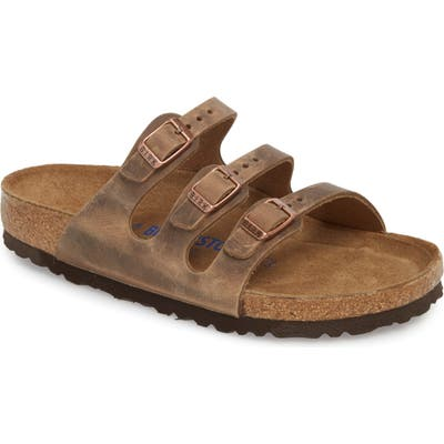 Birkenstock Florida Sandal, Brown