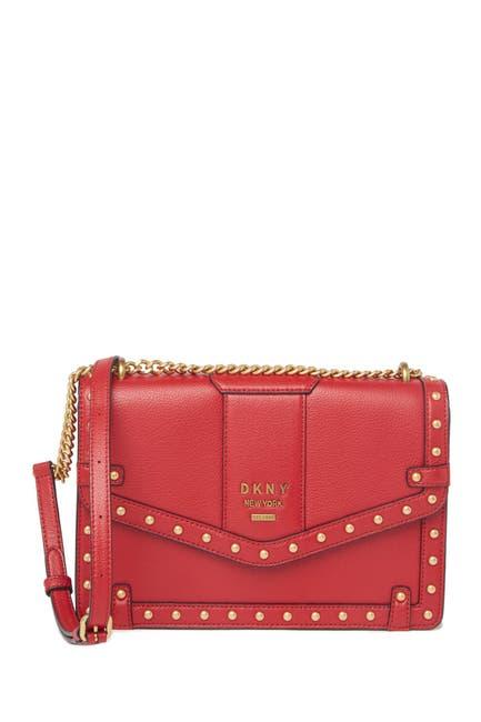 Image of DKNY Whitney Large Leather Crossbody Bag