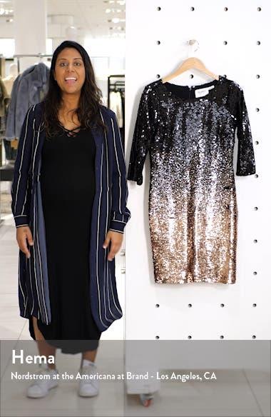 Ombré You Stay Ombré Sequin Dress, sales video thumbnail
