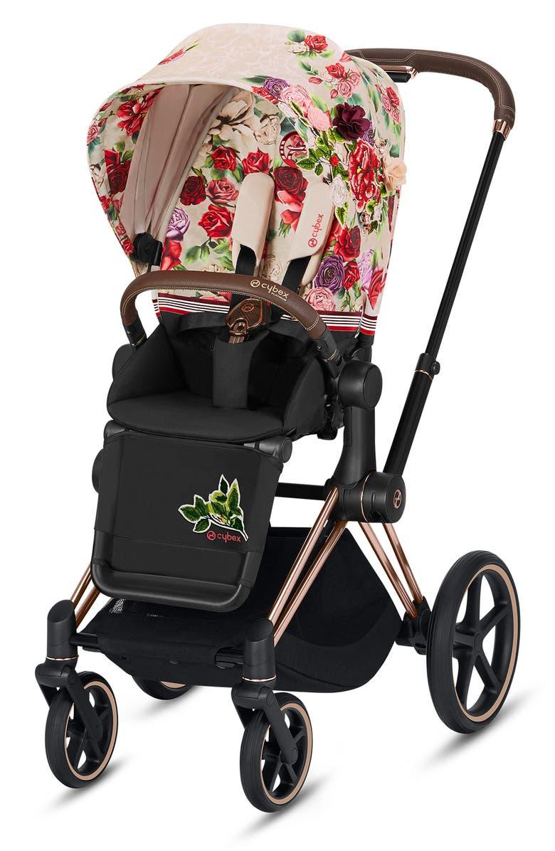 CYBEX Seat Design Pack for Priam Stroller, Main, color, LIGHT BEIGE