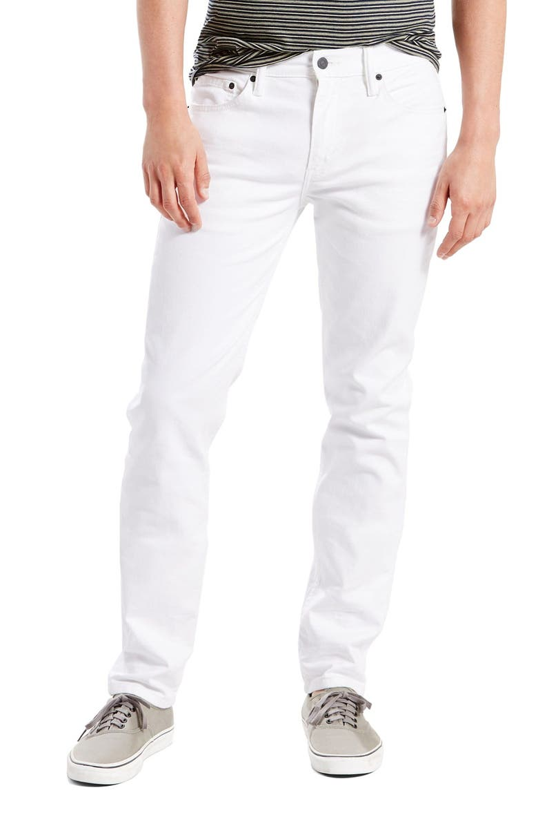 LEVI'S<SUP>®</SUP> '511<sup>™</sup>' Skinny Jeans, Main, color, 100