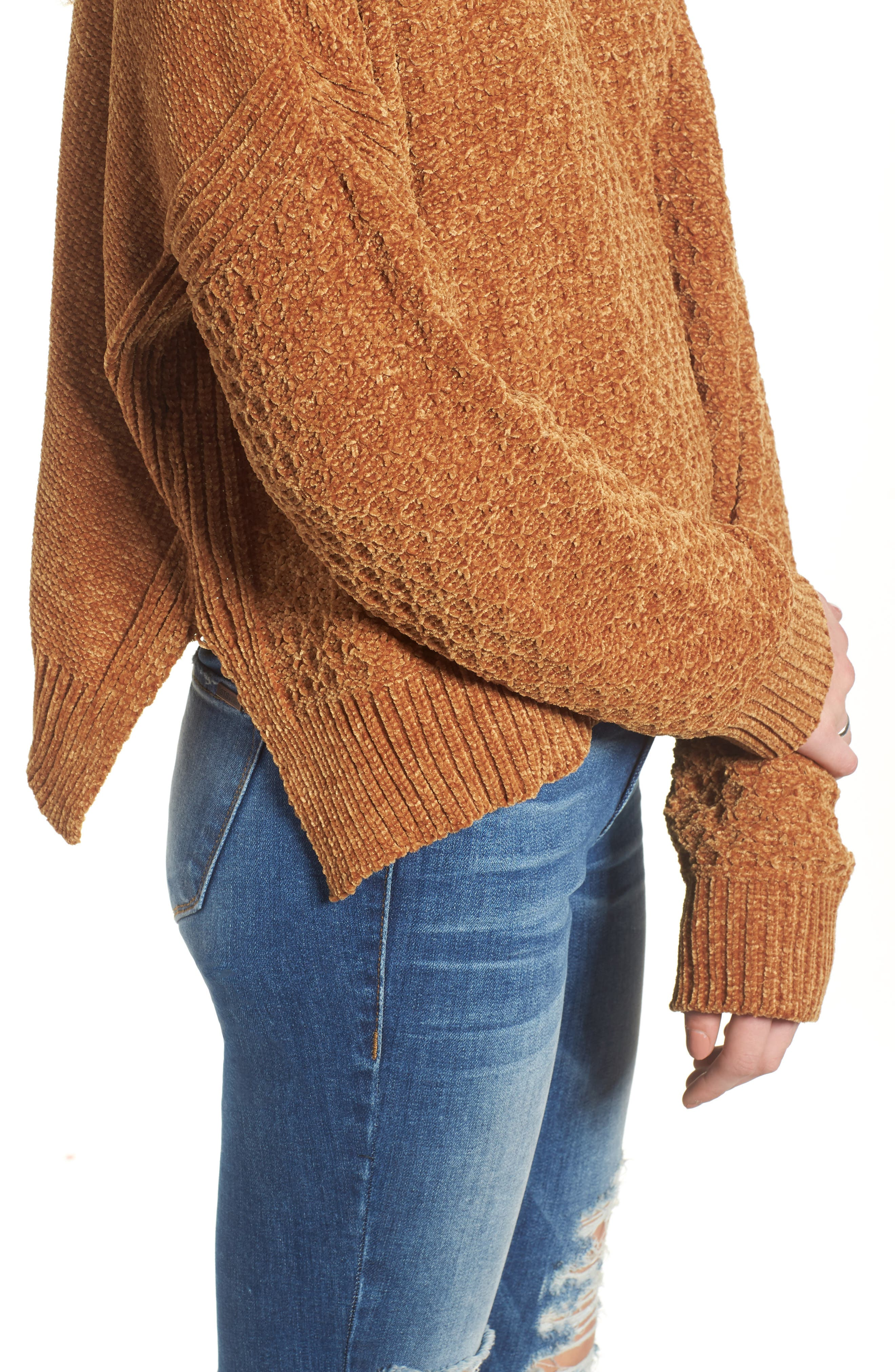 ,                             Chenille Sweater,                             Alternate thumbnail 11, color,                             701