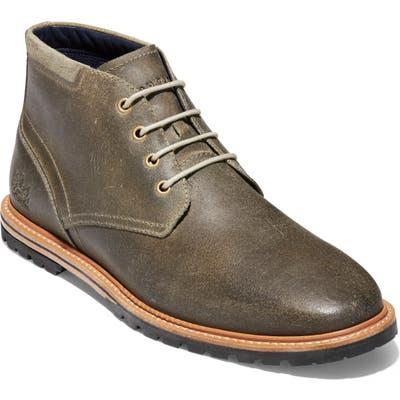 Cole Haan Raymond Grand Chukka Boot- Grey
