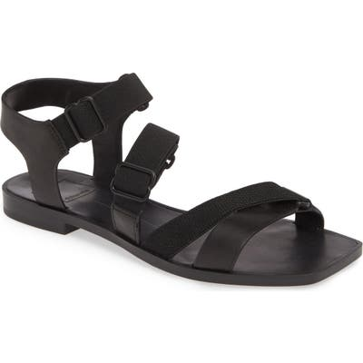 Dolce Vita Indah Strappy Sport Sandal- Black