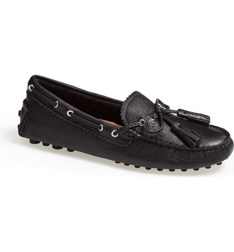 45437ecce7628 'Nadia' Leather Driving Loafer, Main, color, ...