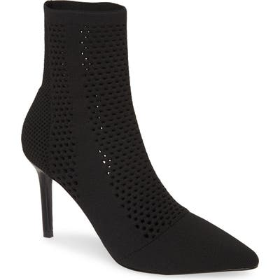 Charles By Charles David Pointed Toe Boot- Black