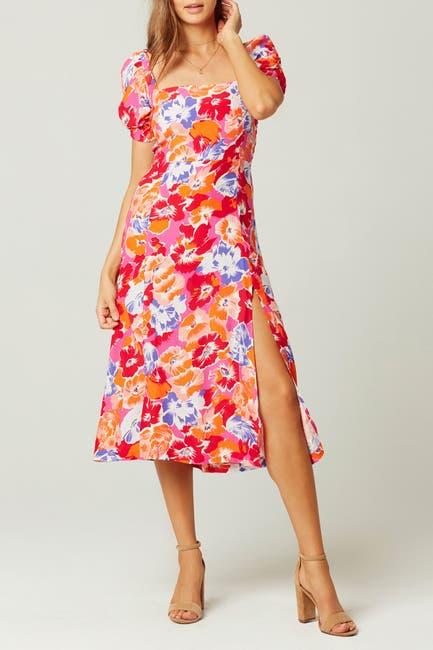 Image of L*Space Alissa Super Bloom Dress