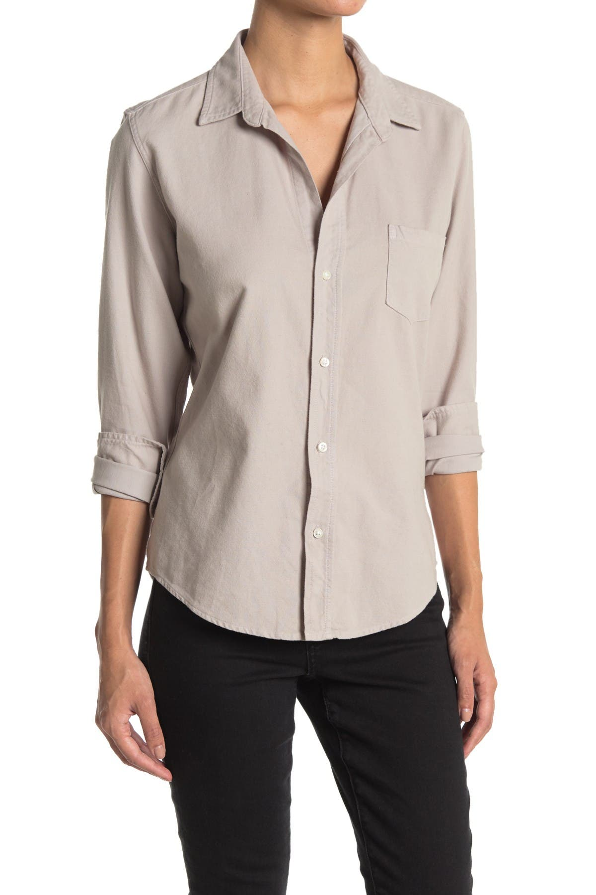Image of FRANK & EILEEN Barry Fit Solid Shirt