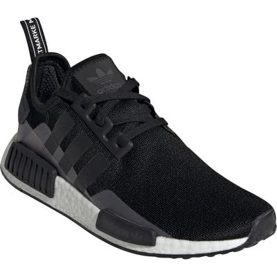 Adidas Originals Nmd R1 Sneaker, Black