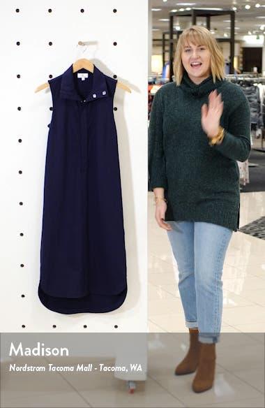 Bayle Sleeveless Shirtdress, sales video thumbnail