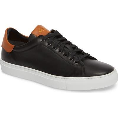 Good Man Brand Legend Low Top Sneaker, Black