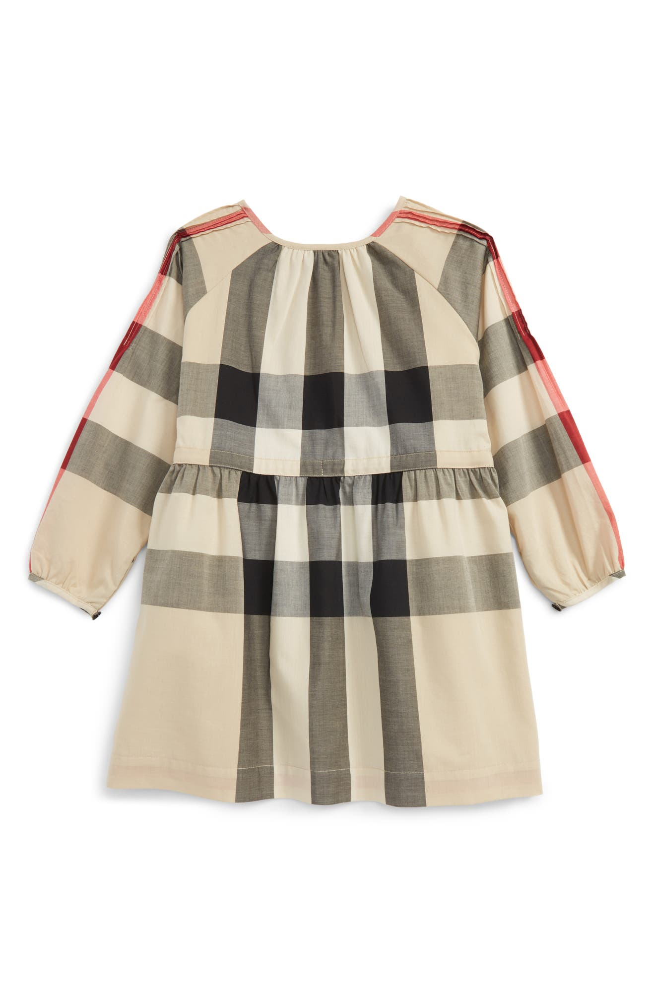 043fa2de1 Burberry Kids Agnes Check Print Dress (Little Girls & Big Girls) | Nordstrom