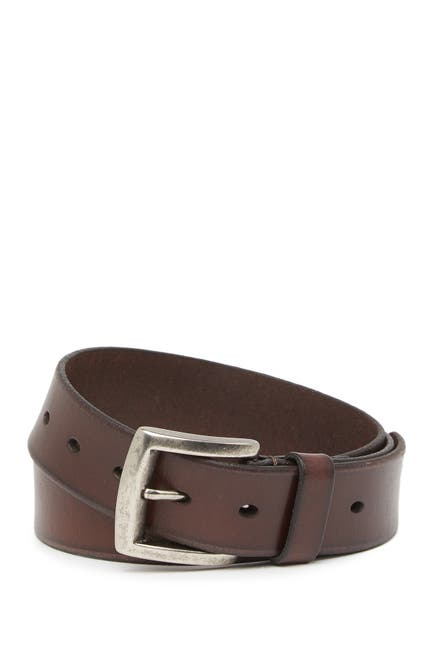 Image of John Varvatos Collection Be Bridle Leather Belt