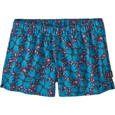 Patagonia Barely Baggies Shorts, Blue