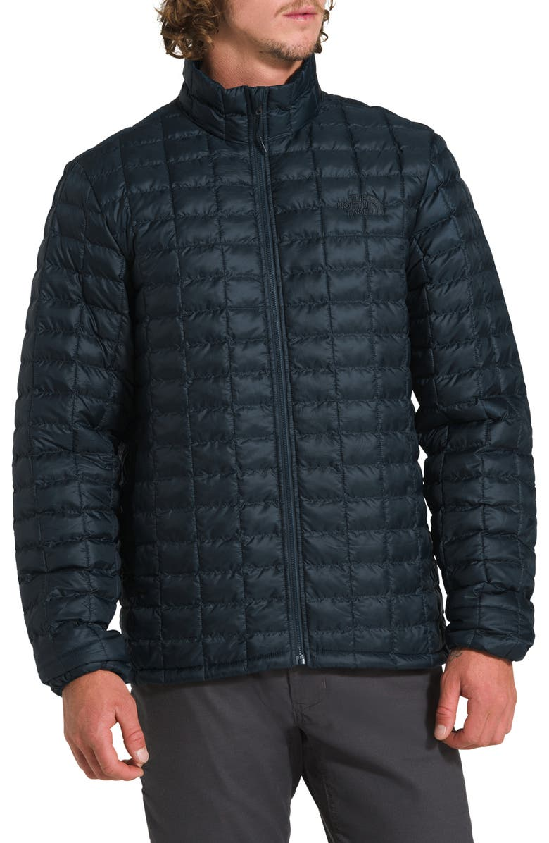 THE NORTH FACE ThermoBall<sup>™</sup> Eco Packable Jacket, Main, color, URBAN NAVY MATTE