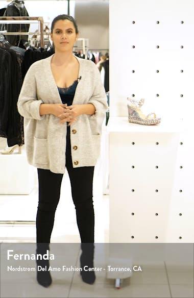 Pira Studded Wedge Sandal, sales video thumbnail
