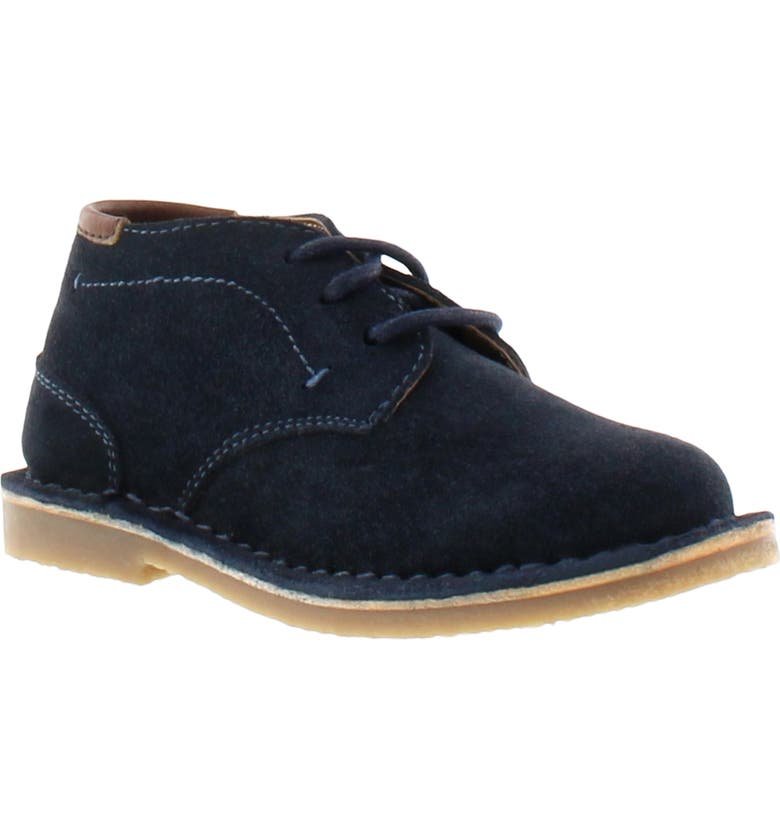 KENNETH COLE Real Deal Chukka Boot, Main, color, NAVY