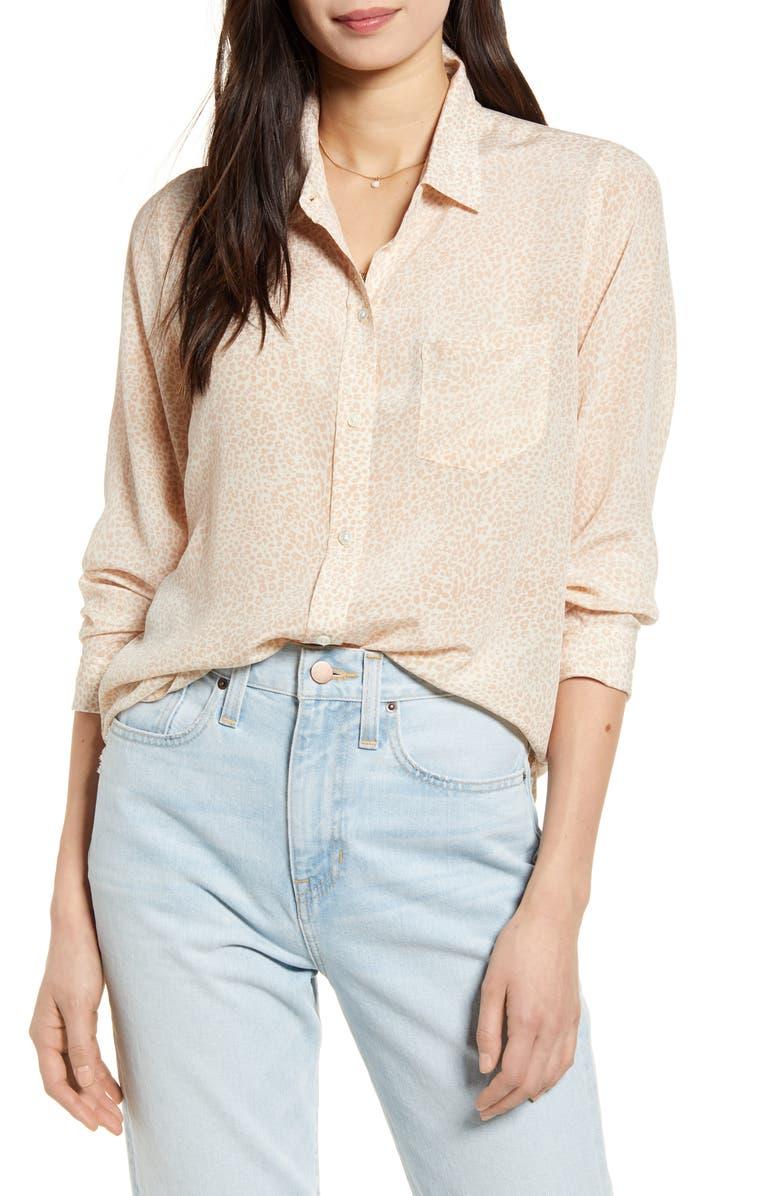 RAILS Kate Print Shirt, Main, color, 251