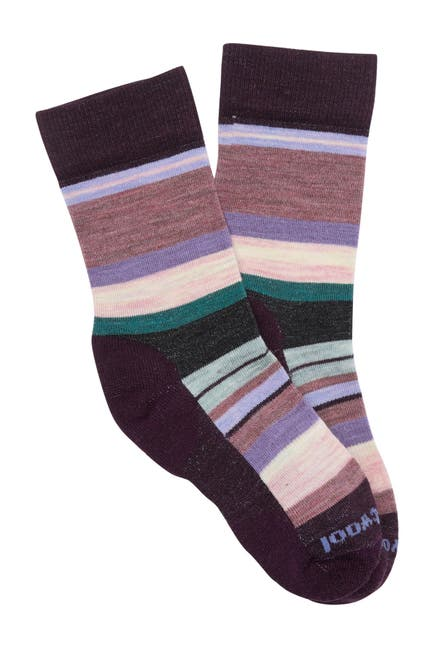 Image of SmartWool Saturnsphere Wool Blend Crew Socks