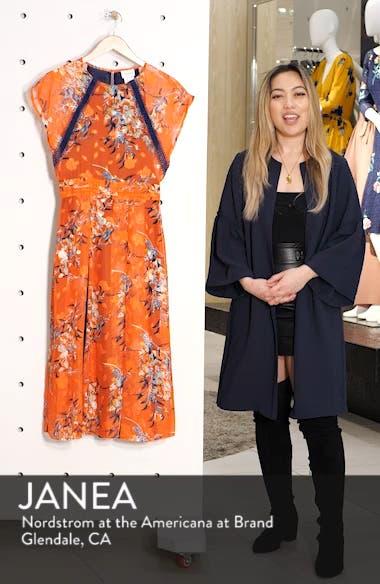 Olena Godet Flared Dress, sales video thumbnail