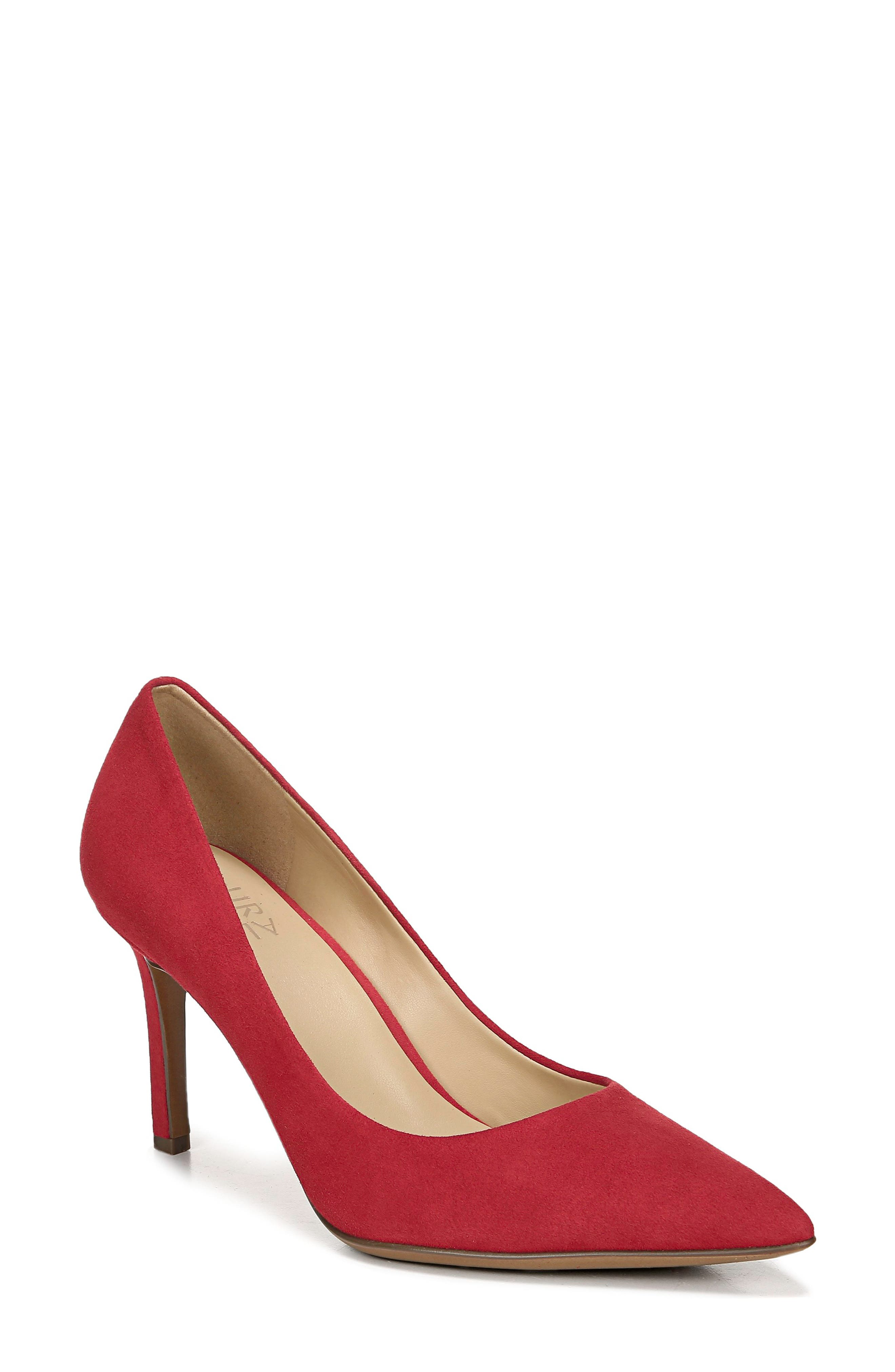 Naturalizer Anna Pump N - Red