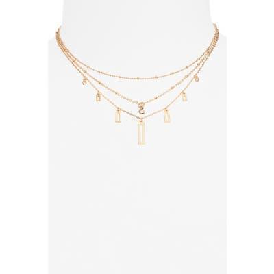 Bp. Set Of 3 Charm Necklaces