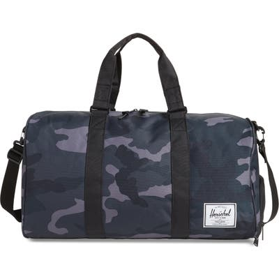 Herschel Supply Co. Novel Duffel Bag - Black