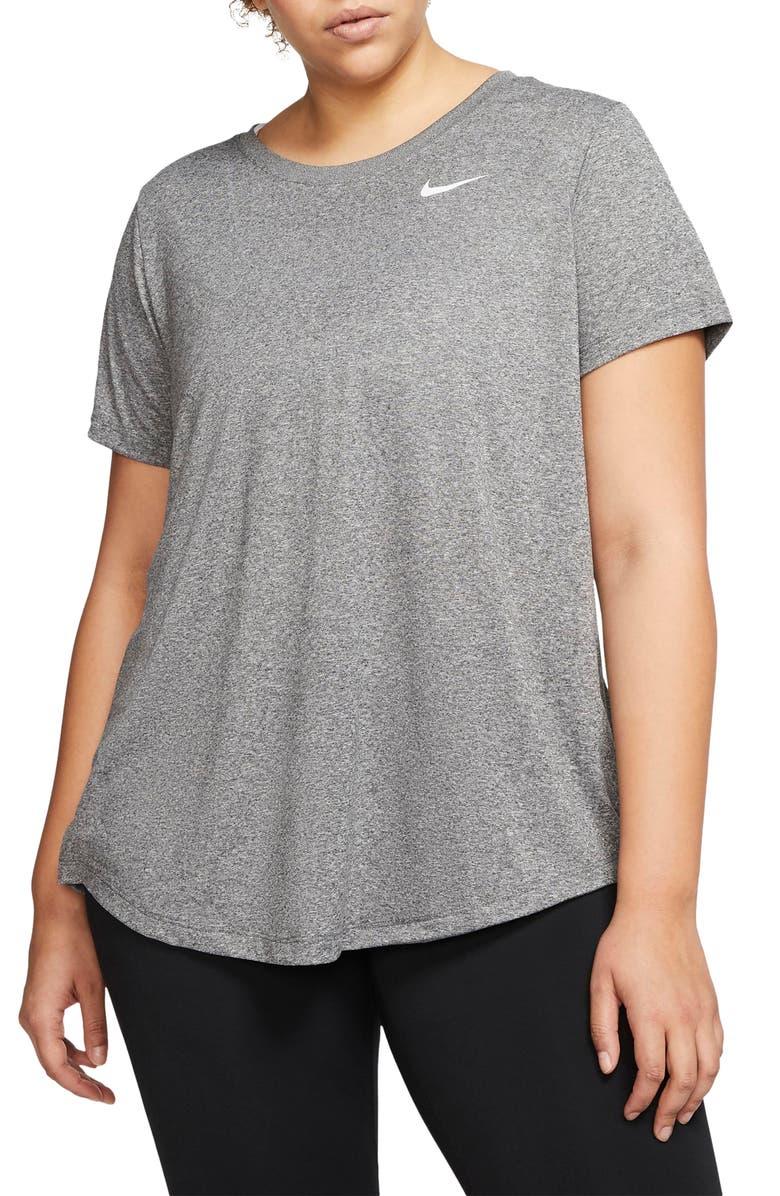 NIKE Dri-FIT Legend T-Shirt, Main, color, 001