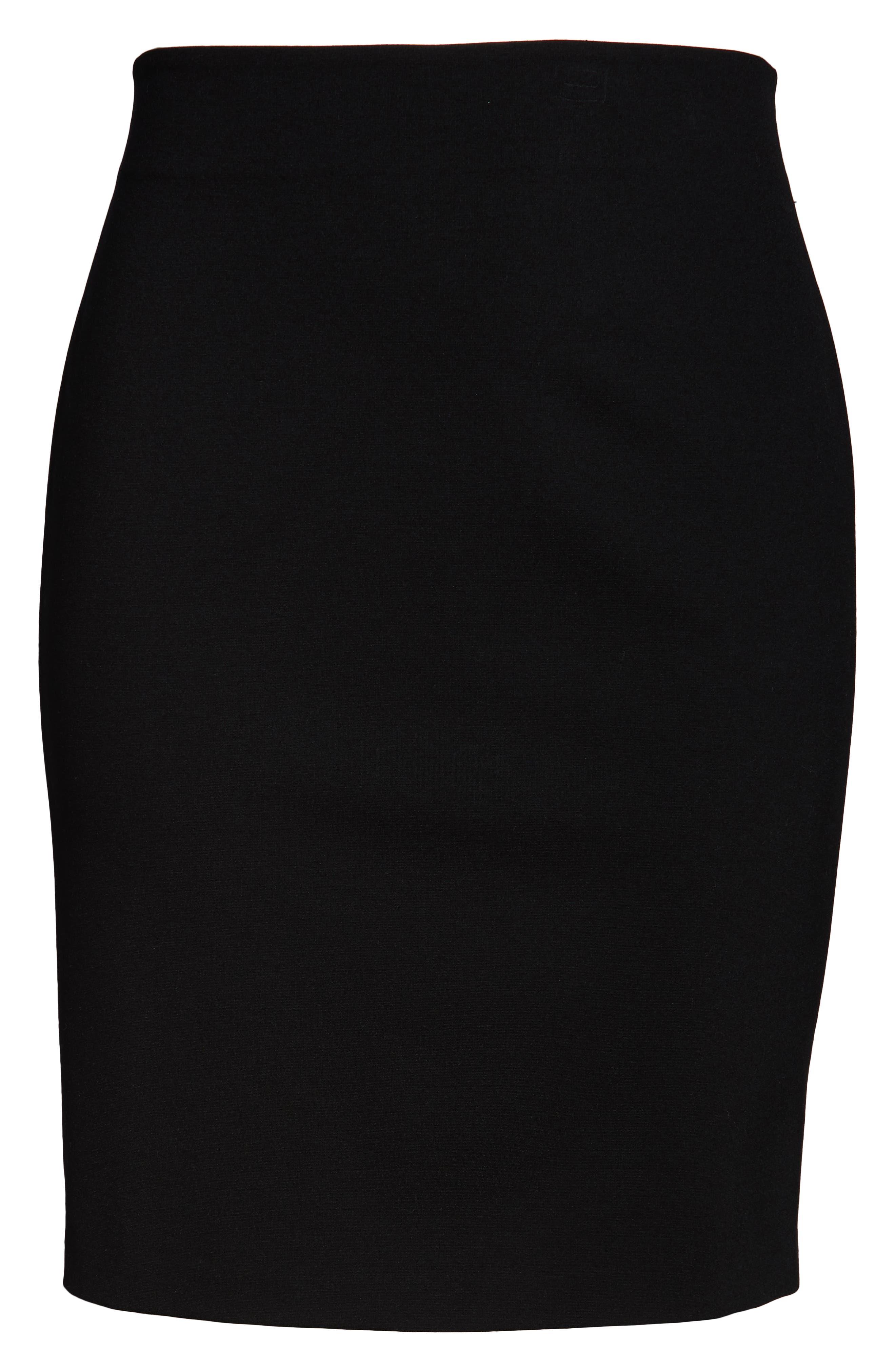 Vince Camuto Knits Ponte Knit Skirt