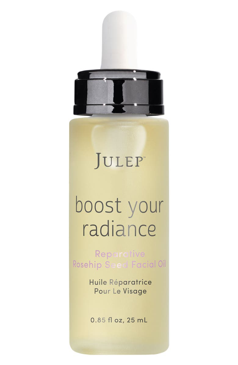 JULEP BEAUTY Julep<sup>™</sup> Boost Your Radiance Reparative Rosehip Seed Facial Oil, Main, color, NO COLOR