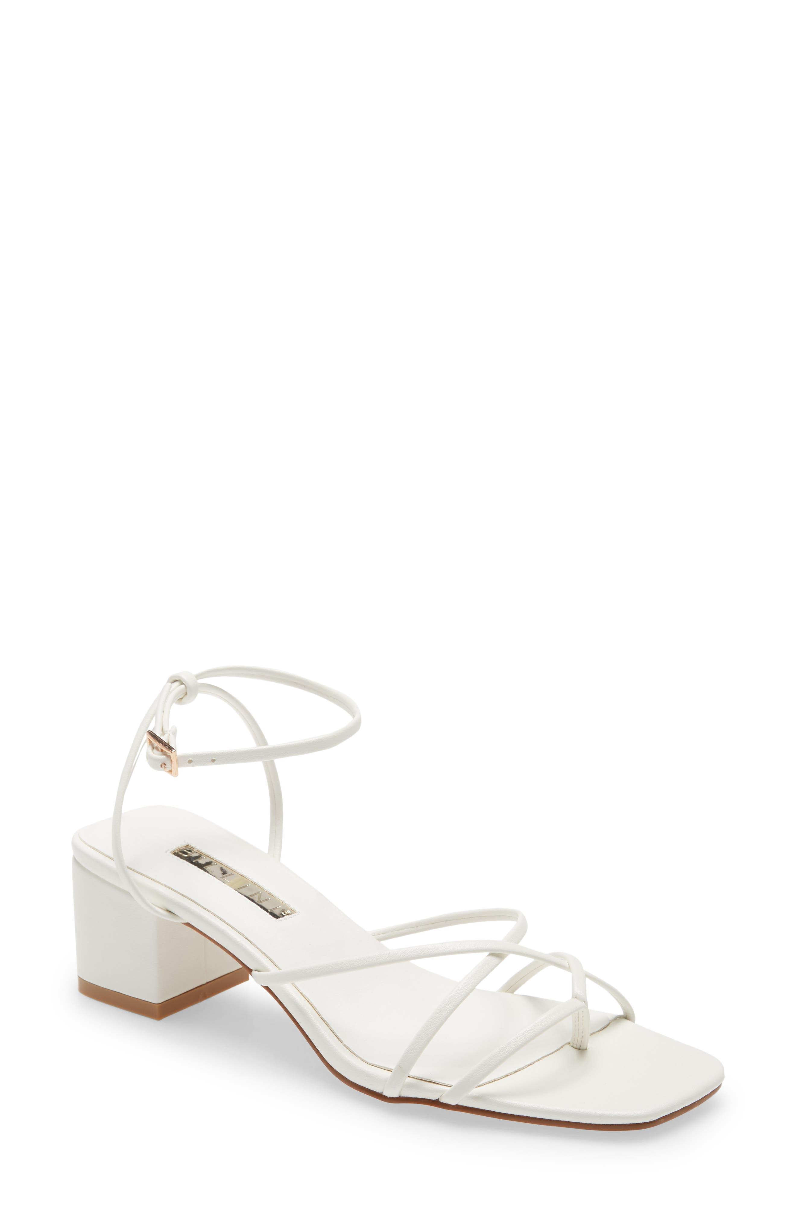 Mica Strappy Sandal