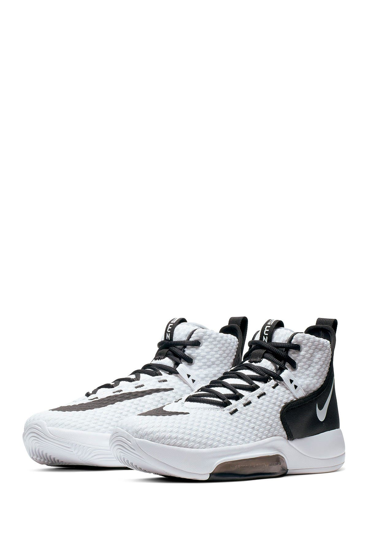 Image of Nike Zoom Rize Team Basketball Shoe