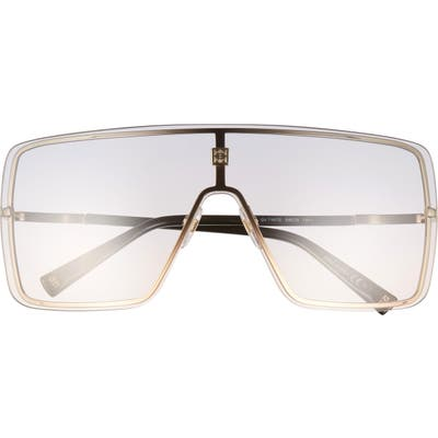Givenchy Shield Sunglasses - Gold/ Plum