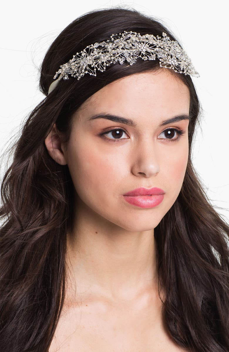 TASHA Crystal Beaded Head Wrap, Main, color, 900