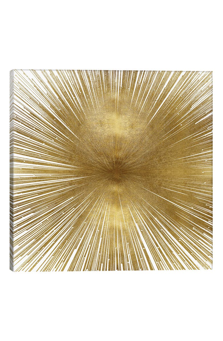 ICANVAS Radiant Gold by Abby Young Giclée Print Canvas Art, Main, color, GREEN