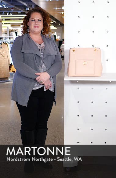 Chelsea Slouchy Leather Tote, sales video thumbnail